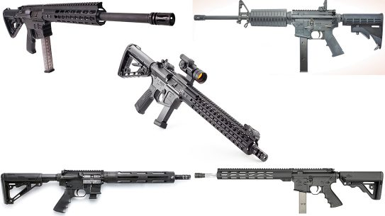 pistol-caliber carbine models