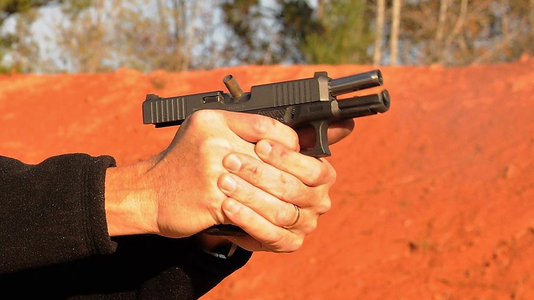 Custom Wilson Combat Glock 19 Gen4 pistol barrel