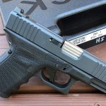 Custom Wilson Combat Glock 19 Gen4 pistol right