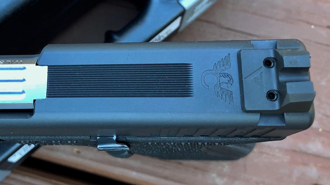 Custom Wilson Combat Glock 19 Gen4 pistol top