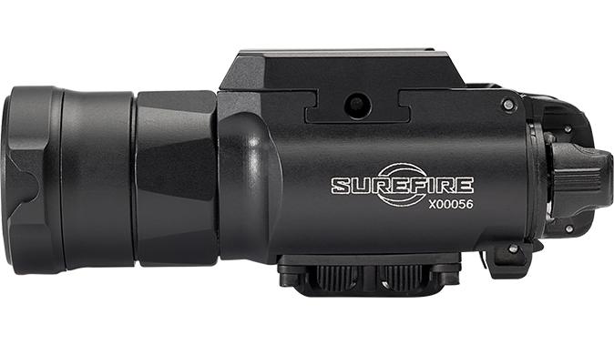 SureFire XH35 light profile