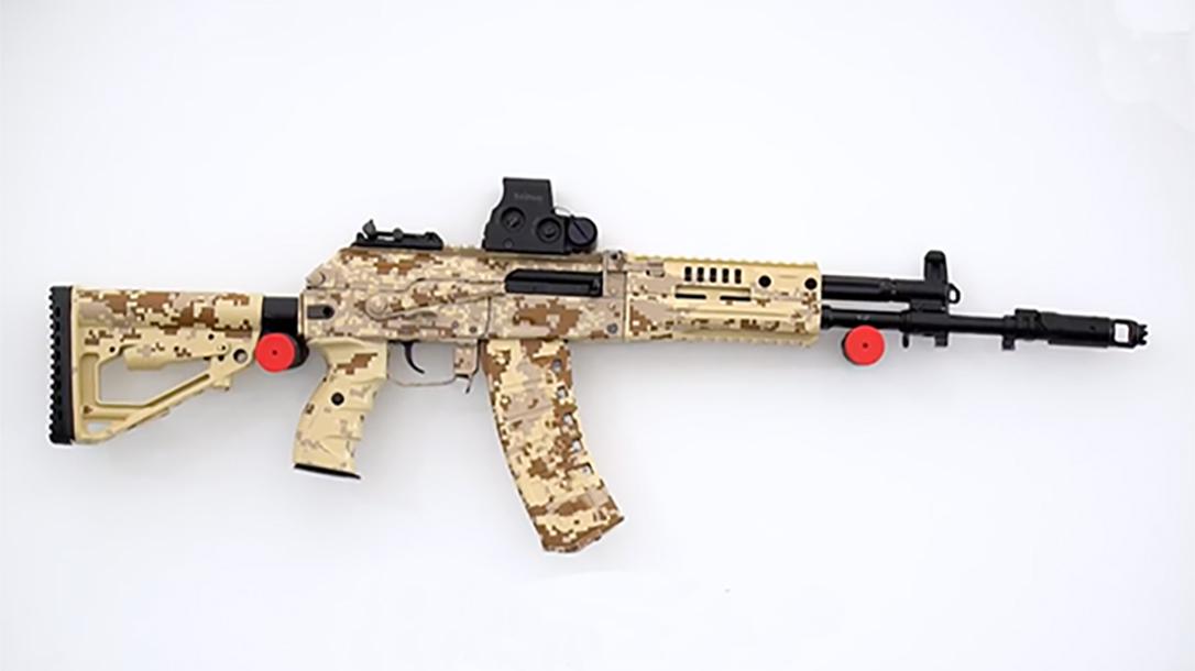 ak-12 rifle