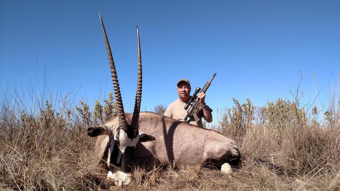 bill wilson ar hunting africa
