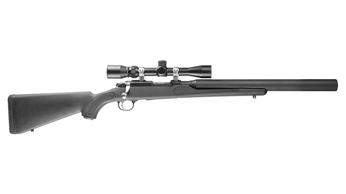 AWC Ultra 44 big-bore rifles