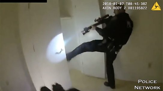 Albuquerque police shooting