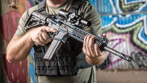 battle rifle company br4 cutlass rifle