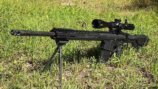 black rain ordnance predator rifle