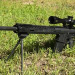 Black Rain Ordnance Predator rifle left angle