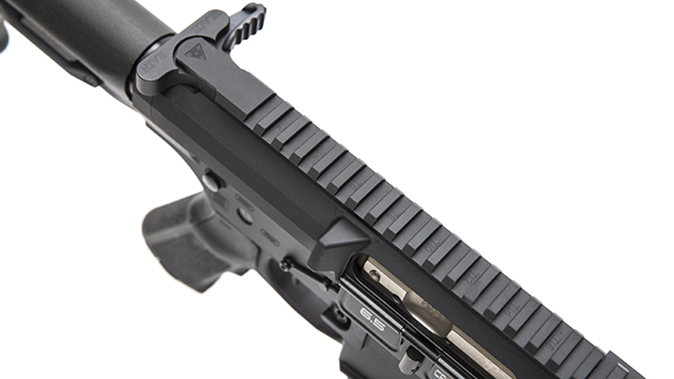 Black Rain Ordnance Predator rifle top rail