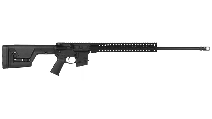 CMMG Mk4 DTR2 rifle right profile
