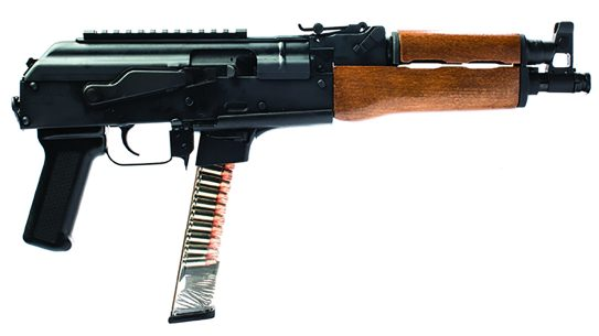 century arms draco nak9 9mm ak pistol