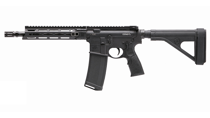 Daniel Defense DDM4V7P pistol left profile