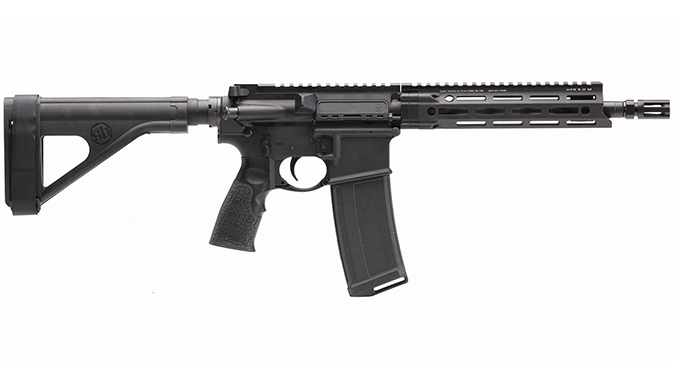 Daniel Defense DDM4V7P pistol right profile