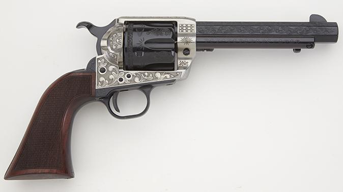 EMF Deluxe Alchimista III cowboy guns