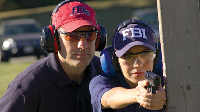 fbi winchester 40 s&w ammo training