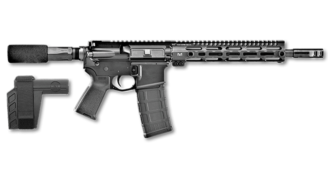FN 15 Pistol .300 BLK right profile