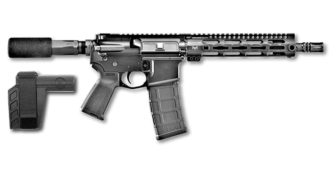 FN 15 Pistol 5.56 right profile
