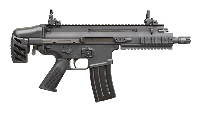 FN SCAR-SC carbine right profile