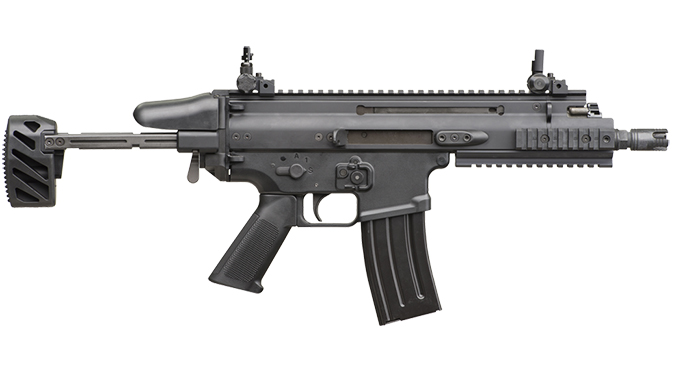 FN SCAR-SC carbine extended right profile