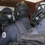 B.E. Meyers Mawl-DA French GIGN door breach