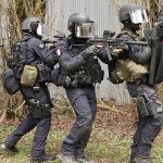 B.E. Meyers Mawl-DA French GIGN training