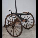 firearms auction gatling gun