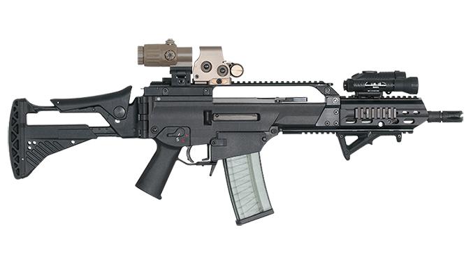 Latvian Military Inks Deal for Heckler & Koch G36 Rifles
