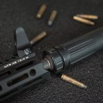 hearing protection act suppressor closeup