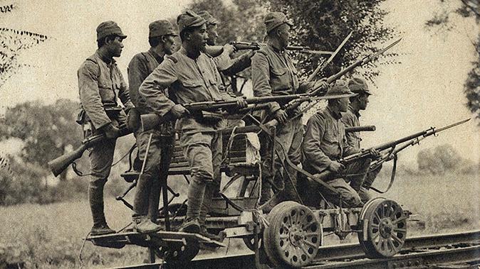 japanese battle rifles world war ii