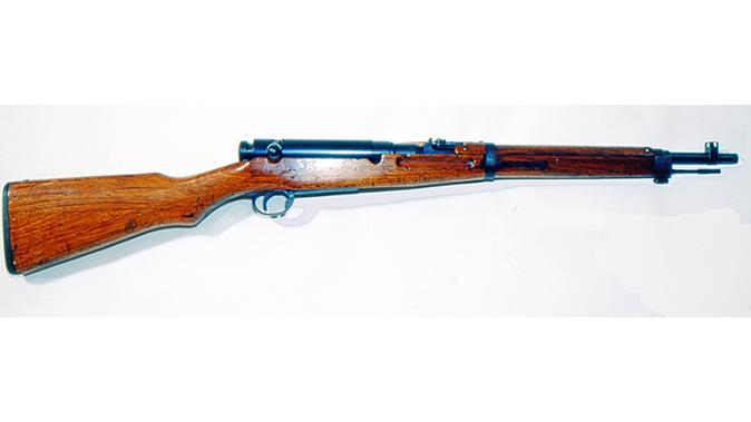 japanese battle rifles type 38