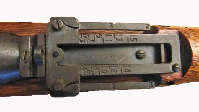 japanese battle rifles top 99 markings