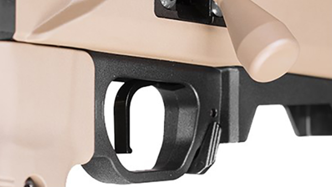 magpul Pro 700 Rifle Chassis trigger guard