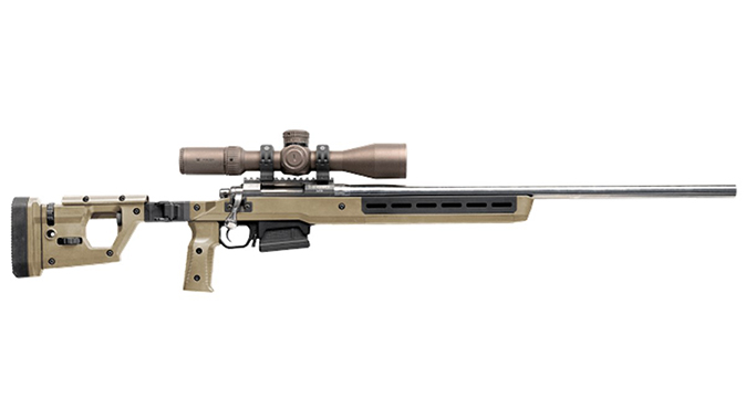 magpul Pro 700 Rifle Chassis fde