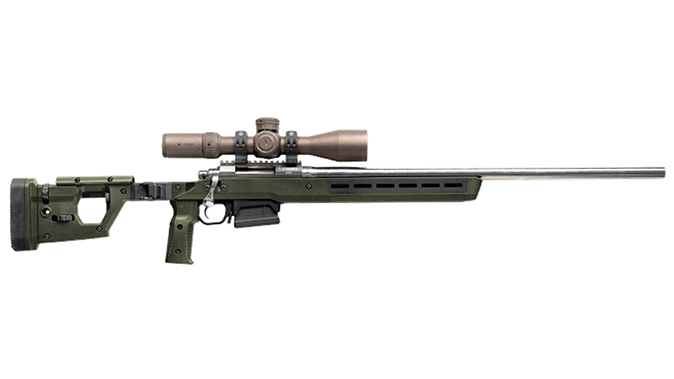 magpul Pro 700 Rifle Chassis olive drab green