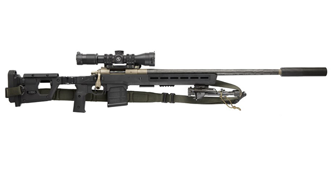 magpul Pro 700 Rifle Chassis different rifle