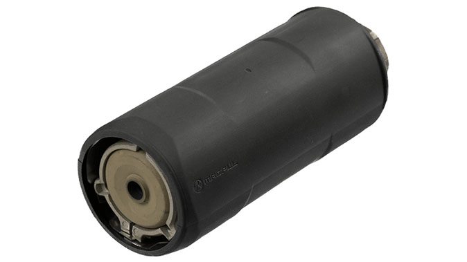 Magpul Suppressor Cover left angle