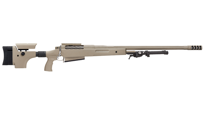 McMillan TAC-50 A1 big-bore rifles