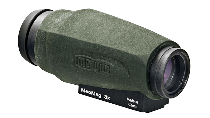 Meopta MeoMag 3x and MeoRed T sight angle