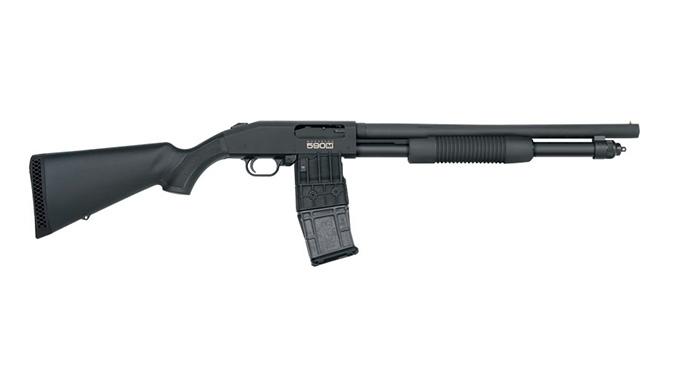 mossberg Mag Fed 10-Round shotgun