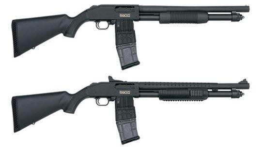 mossberg 590m shotgun