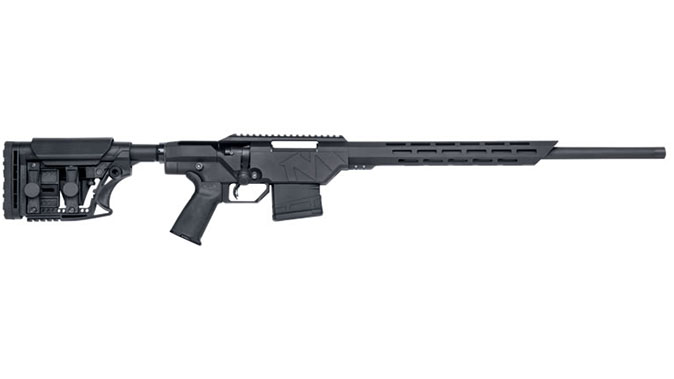 Mossberg MVP Precision Rifle 7.62 right profile