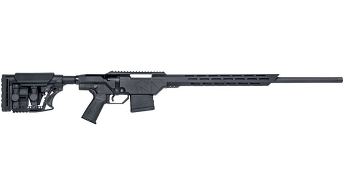 Mossberg MVP Precision Rifle 6.5 Creedmoor right profile