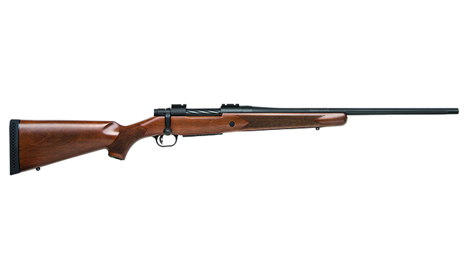 Mossberg Patriot big-bore rifles