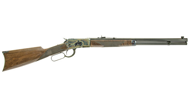 Navy Arms 1892 Winchester Short Rifle cowboy guns