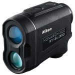 Nikon Monarch 3000 Stabilized rangefinder left angle