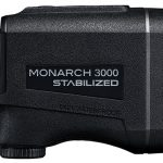 Nikon Monarch 3000 Stabilized rangefinder right profile