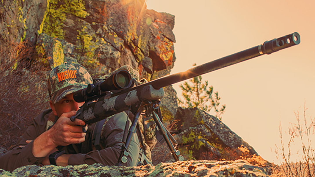 New for 2018: The Nosler M48 Long Range Carbon Rifle