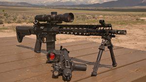 pws MK107 Mod 2 rifle