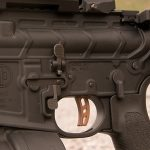 PWS MK107 Mod 2 rifle left side controls
