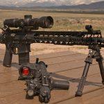 PWS MK107 Mod 2 rifle mk116 upper